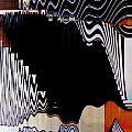 Infinity Kiss Horizontal 2 by Cj Carroll
