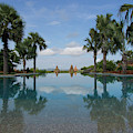 Infinity Pool Of Aureum Palace Hotel by Panoramic Images