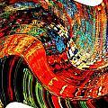 Infinity Sound Wave 2 by Cj Carroll