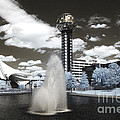 Infrared City Park by Paul W Faust -  Impressions of Light