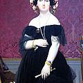 Ingres' Madame Moitessier by Cora Wandel