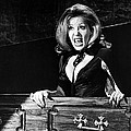 Ingrid Pitt In The House That Dripped Blood  by Silver Screen
