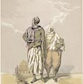 Inhabitants Of Mooltan (aka  Multan) - by Mary Evans Picture Library