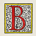 Initial 'b', C1600 by Granger