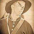 Injured Soldier by Steve McKinzie