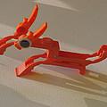 ink cartridge Reindeer by Alfred Ng