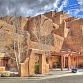 Inn At Loretto Santa Fe Nm by Alan Toepfer