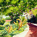 Inn At Rancho Santa Fe by Mary Helmreich