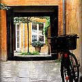 Inner Courtyard by Joan McCool