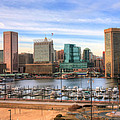Inner Harbor by JC Findley