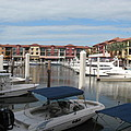 Inner Harbor - Naples by Christiane Schulze Art And Photography