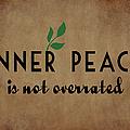 Inner Peace by Flo Karp