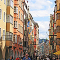 Innsbruck Color by Ann Horn