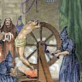 Inquisition Instrument Of Torture by Prisma Archivo