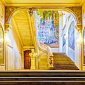 Inside Capitole De Toulouse by Semmick Photo