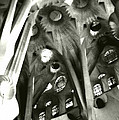 inside La Sagrada Familia by Kristi Henigar