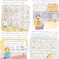 'inside One's Memory Bank' by Roz Chast