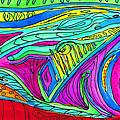 Inside Outside by Strangefire Art       Scylla Liscombe