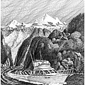 Cruising The Inside Passage by Jack Pumphrey