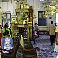 Inside The Historic Jewish Synagogue In Cochin by Ashish Agarwal