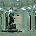 Inside The Jefferson Memorial by Metro DC Photography