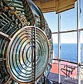 Inside The Lighthouse by Pd