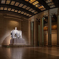 Inside The Lincoln Memorial by Metro DC Photography