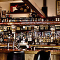 Inside The Tow Bar Inn - Old Forge New York by David Patterson
