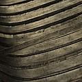 Inside The Wooden Canoe by Dan Sproul