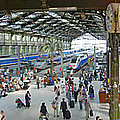 Inside Train Station, Nice, France by Panoramic Images