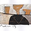 Instar No.6 by Mark M  Mellon