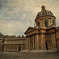 Institut De France  by Maria Angelica Maira
