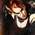 Intense Dancer by Sharon Dominick