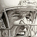 Intensity Peyton Manning by Tamir Barkan