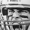 Intensity Tom Brady by Tamir Barkan