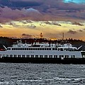 Inter-island Ferry by Rick Lawler