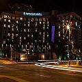 Intercontinental Hotel by Sennie Pierson