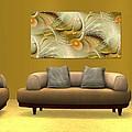 Interior Design Idea - Soft Wings by Anastasiya Malakhova
