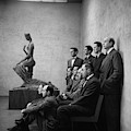 Interior Designers At Moma by Cecil Beaton