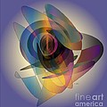 Interlocking  Circles by Iris Gelbart