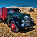 International Farm Truck by Paul DeRocker