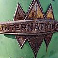 International Harvester Insignia by Daniel Hagerman
