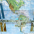 International Space Station by Christianne Spousta