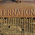 International Truck Emblem by Mike McGlothlen
