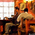 Internet Coffee House by Ted Azriel