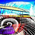Interstate 10- Cushing St Overpass- Rectangle Remix by Arthur BRADford Klemmer