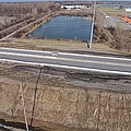 Interstate 75 Construction Ohio Aerial by Dan Sproul