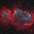 Interstellar Embryo  Ic 1848, The  Soul by Lorand Fenyes