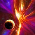 Intersteller Supernova by James Christopher Hill