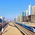 Into Megacity Dubai by Juergen Sack
